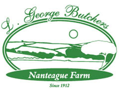 L George Butcher logo
